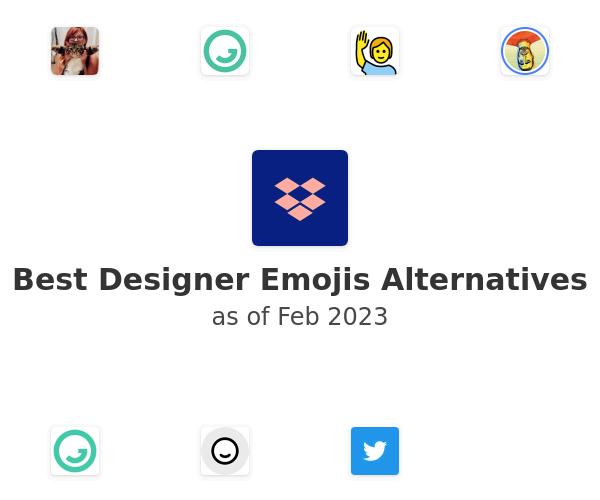 Best Designer Emojis Alternatives