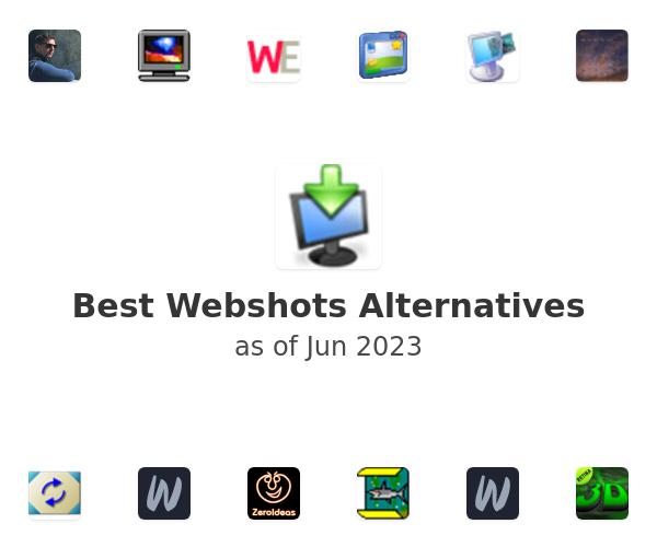 Best Webshots Alternatives