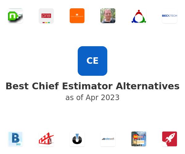 Best Chief Estimator Alternatives