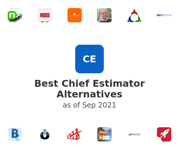 Best Chief Estimator Alternatives