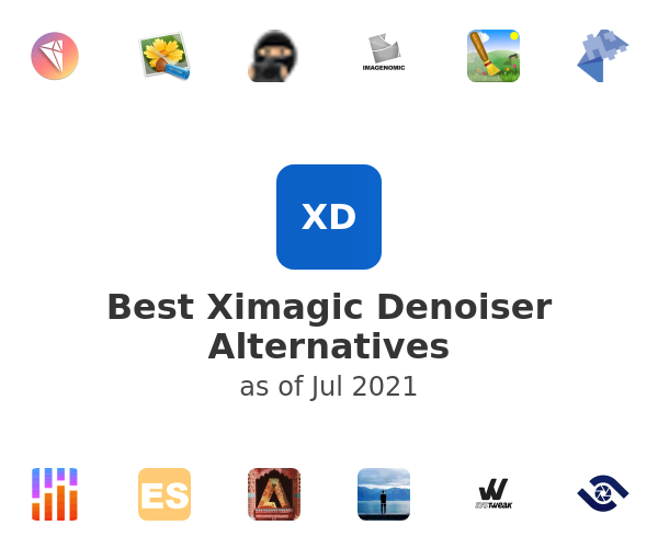 Best Ximagic Denoiser Alternatives