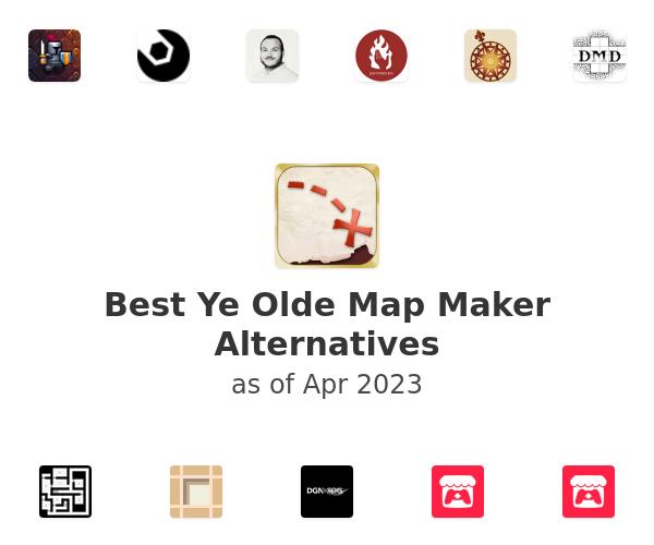 Best Ye Olde Map Maker Alternatives