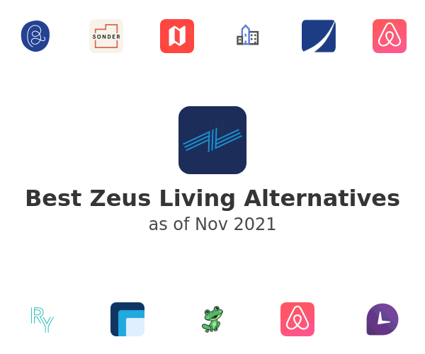 Best Zeus Living Alternatives