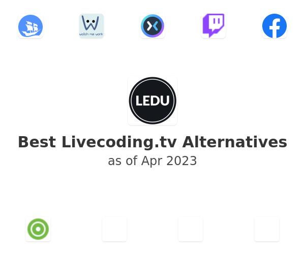 Best Livecoding.tv Alternatives