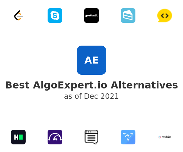 Best AlgoExpert Alternatives