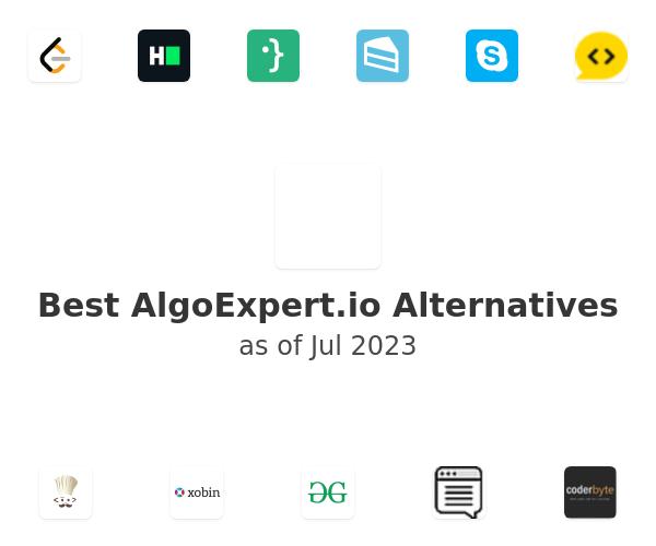 Best AlgoExpert.io Alternatives