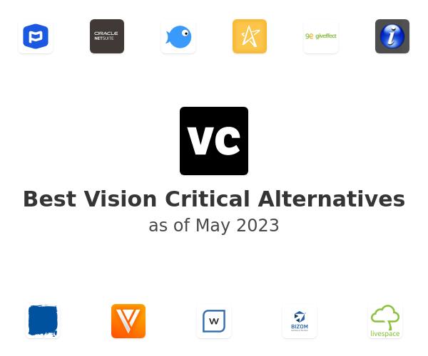 Best Vision Critical Alternatives