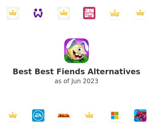 Best Best Fiends Alternatives