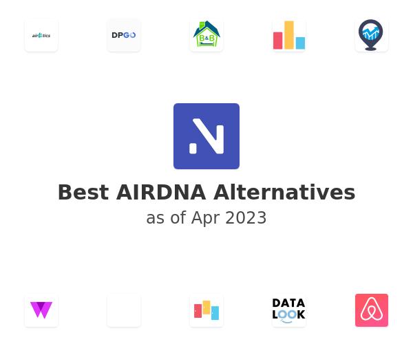Best AIRDNA Alternatives