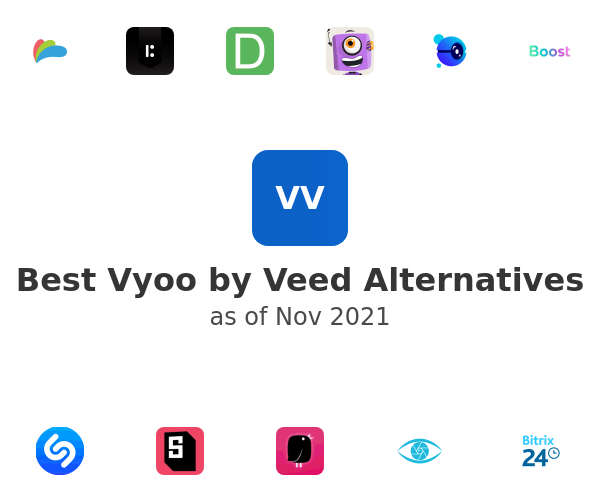 Best Vyoo by Veed Alternatives