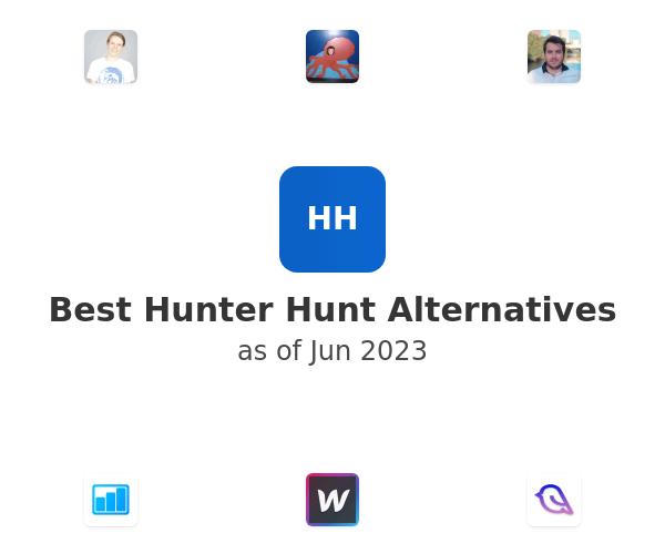Best Hunter Hunt Alternatives