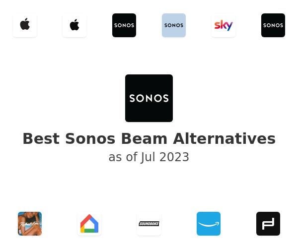 Best Sonos Beam Alternatives