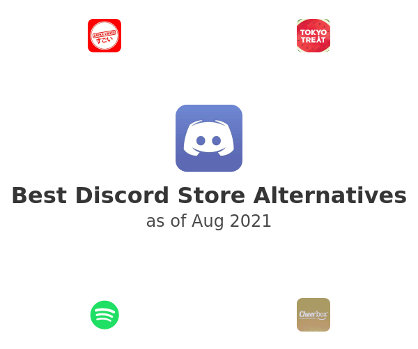 Best Discord Store Alternatives