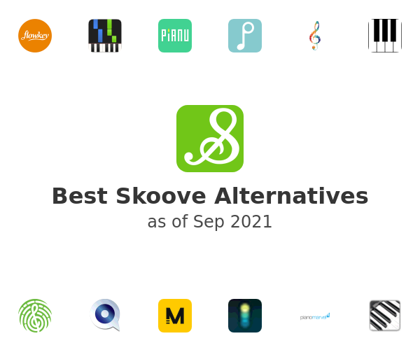 Best Skoove Alternatives
