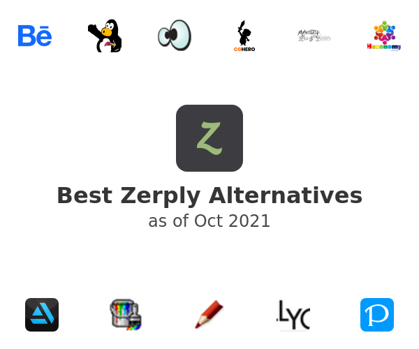 Best Zerply Alternatives
