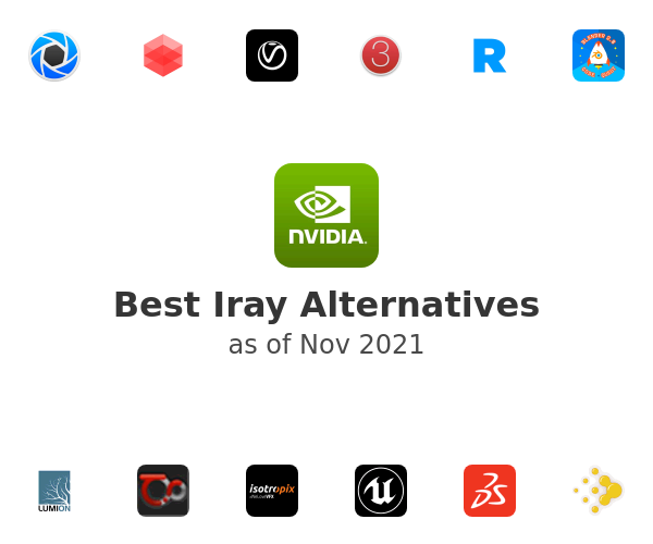 Best Iray Alternatives