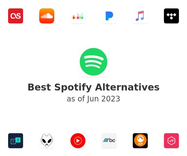 Best Serendipity by Spotify Alternatives