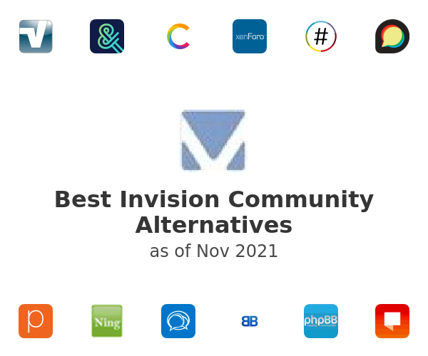 Best Invision Community Alternatives
