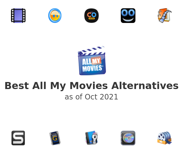 Best All My Movies Alternatives