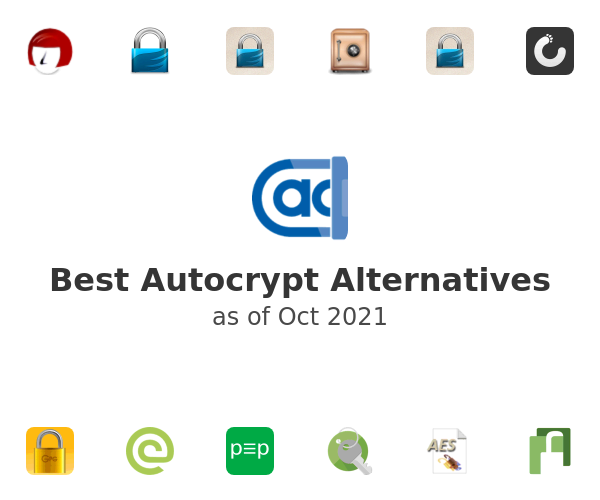 Best Autocrypt Alternatives
