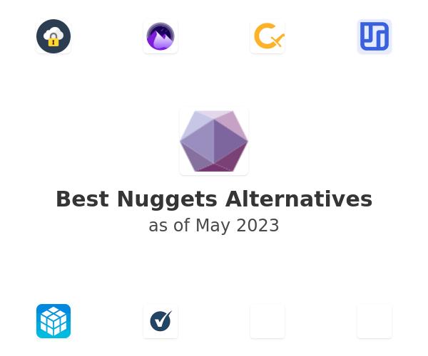Best Nuggets Alternatives
