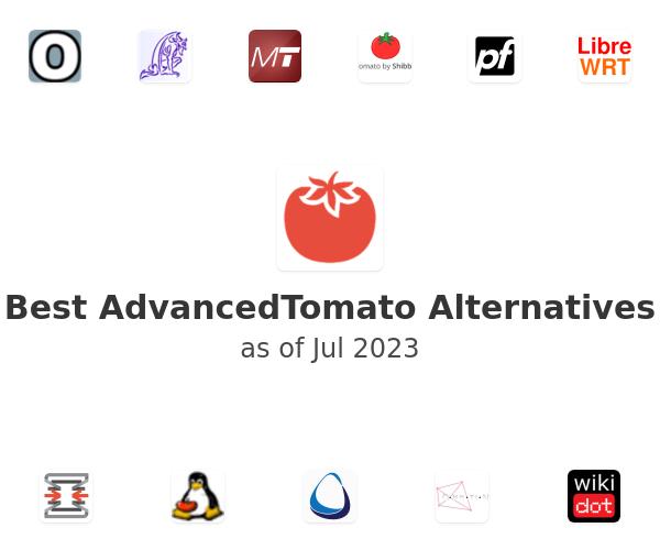 Best AdvancedTomato Alternatives