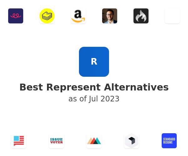 Best Represent Alternatives