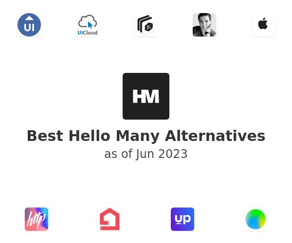 Best Hello Many Alternatives