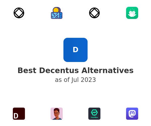 Best Decentus Alternatives