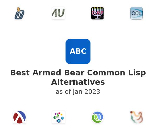 Best Armed Bear Common Lisp Alternatives
