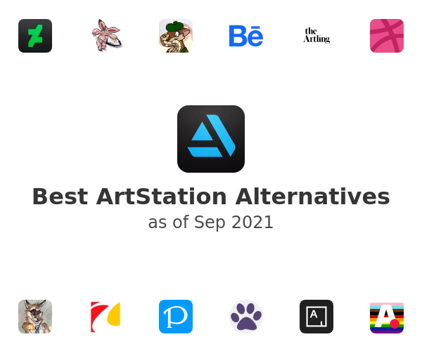 Best ArtStation Alternatives
