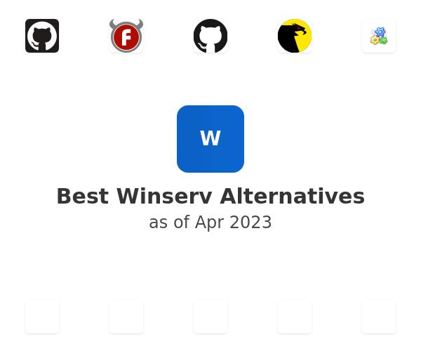 Best Winserv Alternatives