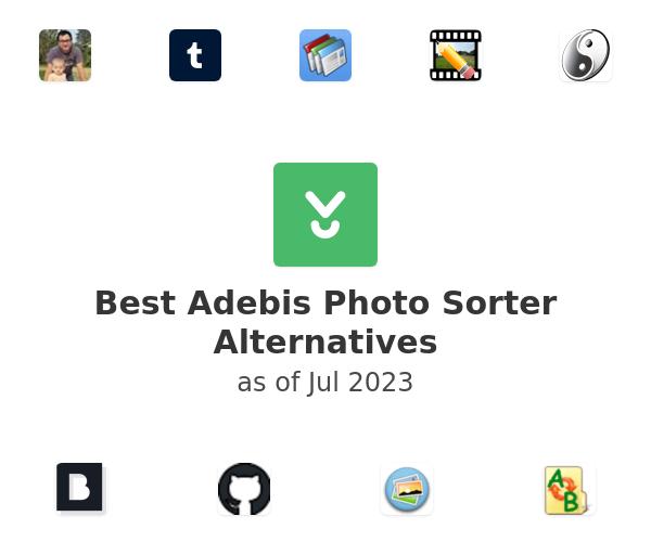 Best Adebis Photo Sorter Alternatives