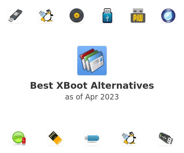 Best XBoot Alternatives