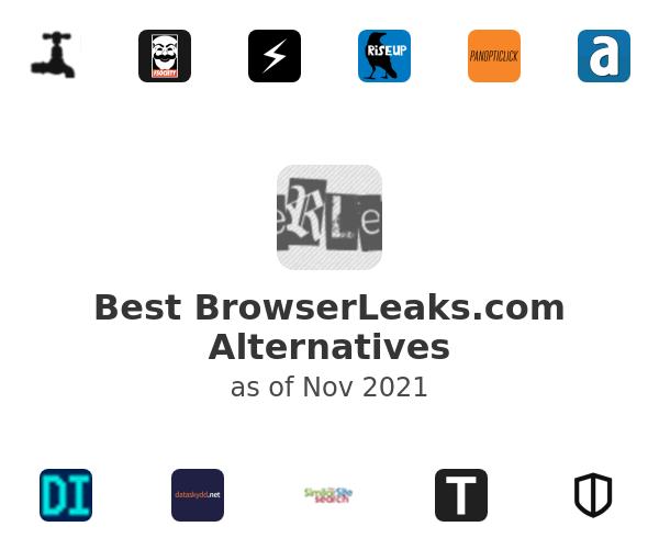 Best BrowserLeaks.com Alternatives