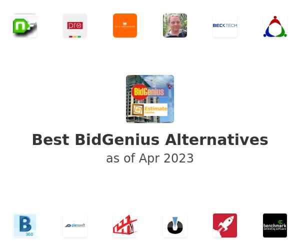 Best BidGenius Alternatives