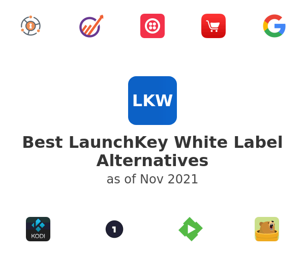 Best LaunchKey White Label Alternatives