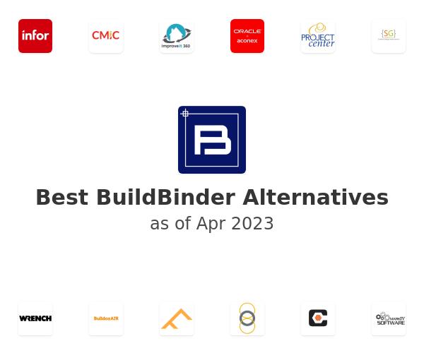 Best BuildBinder Alternatives