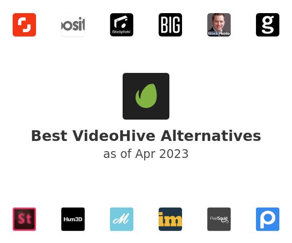 Best VideoHive Alternatives