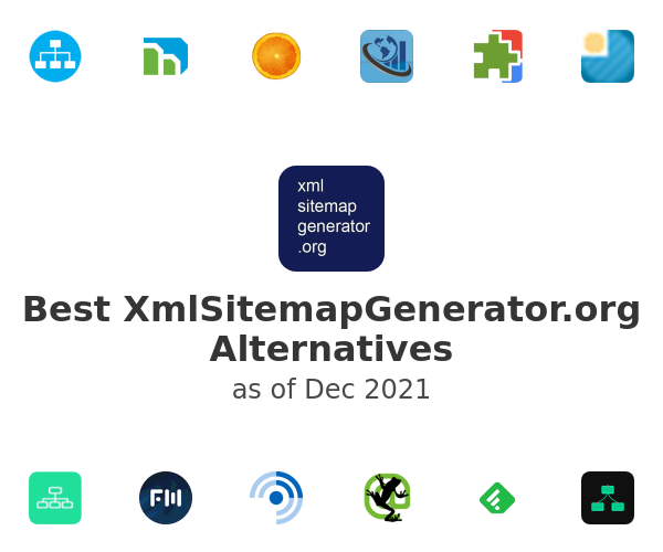 Best XmlSitemapGenerator.org Alternatives