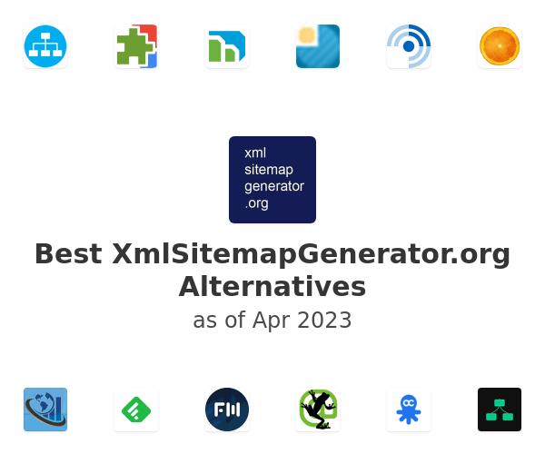 Best XmlSitemapGenerator.org Alternatives