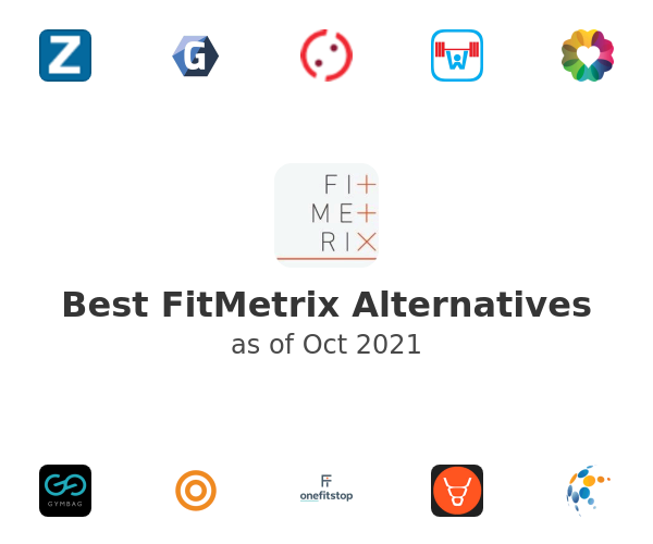 Best FitMetrix Alternatives
