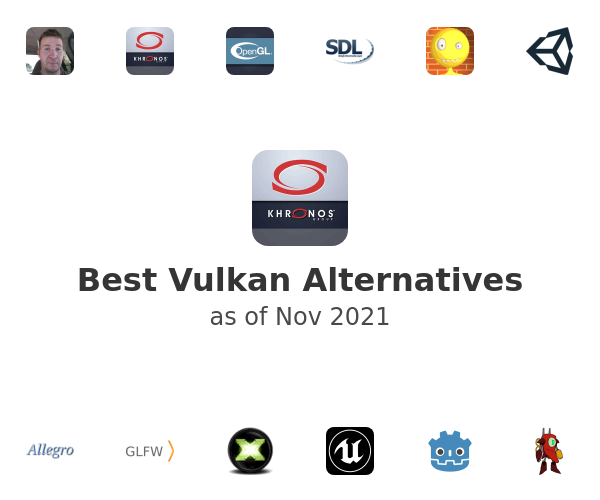Best Vulkan Alternatives