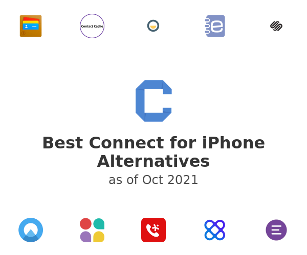 Best Connect for iPhone Alternatives