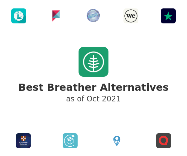 Best Breather Alternatives