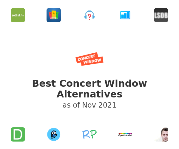 Best Concert Window Alternatives