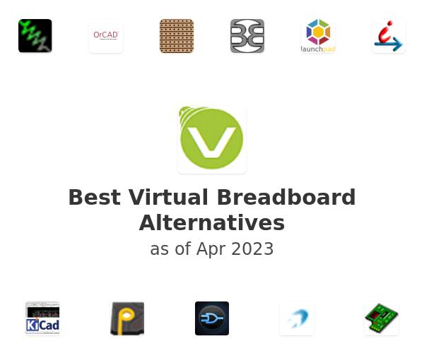 Best Virtual Breadboard Alternatives