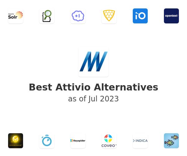 Best Attivio Alternatives