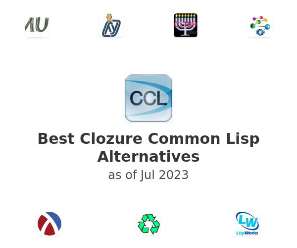 Best Clozure Common Lisp Alternatives