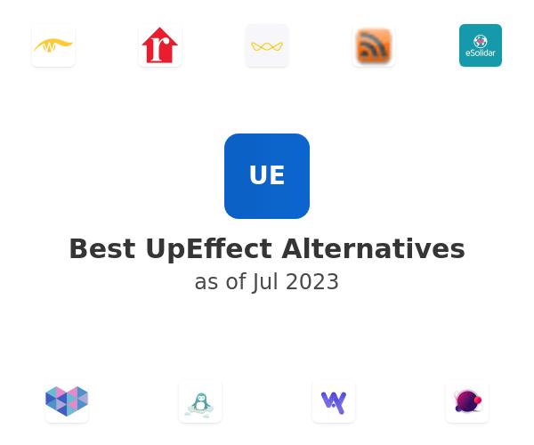 Best UpEffect Alternatives
